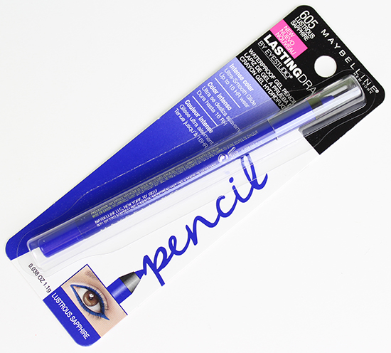 Maybelline Lustrous Sapphire