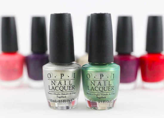 OPI Coca Cola Collection 2015