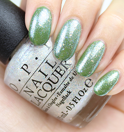 OPI Make Light of the Situation Swatches & Review