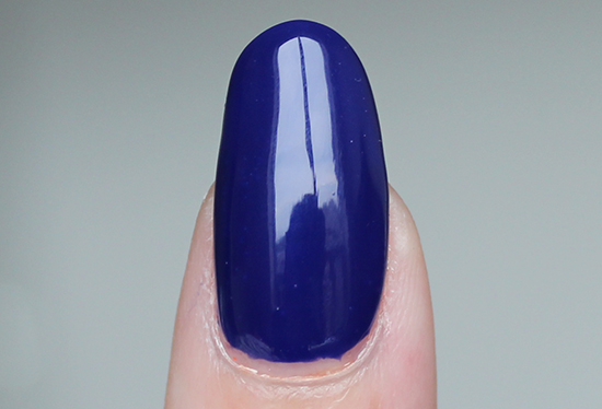 OPI My Car Has Navy-gation Swatch & Review