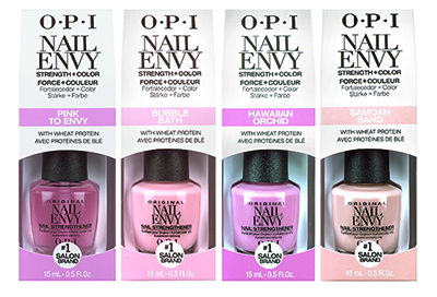 OPI Nail Envy Strength in Color Collection