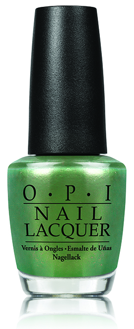 OPI Visions Of Georgia Green OPI Coca-Cola Collection 2015