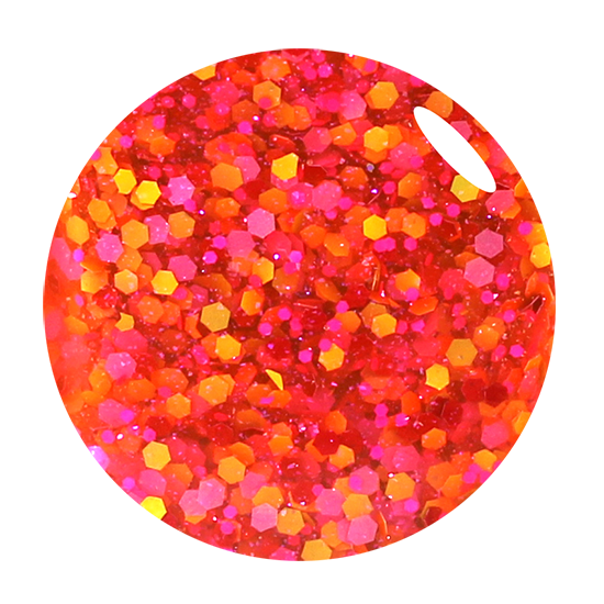 Pretty Serious Daphne's Disco Party Swatch