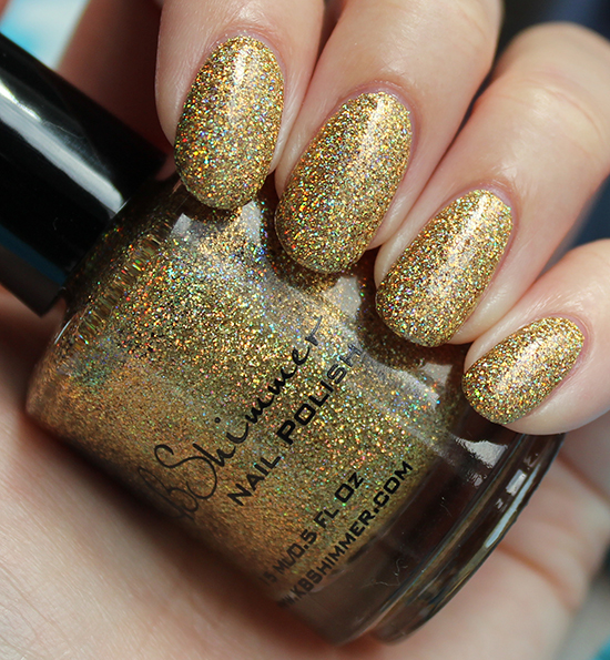 Sun & Games KBShimmer Swatches Review