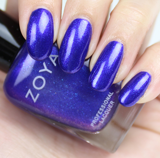 Zoya Isa Swatches & Review