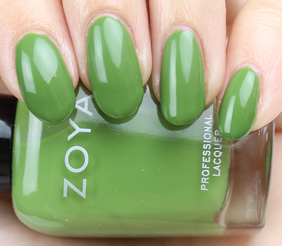 Zoya Jace Review & Swatches