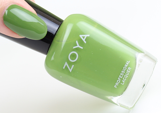 Zoya Jace Swatches