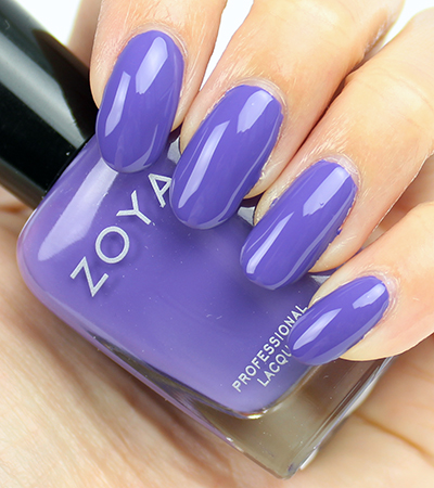 Zoya Serenity Swatches & Review
