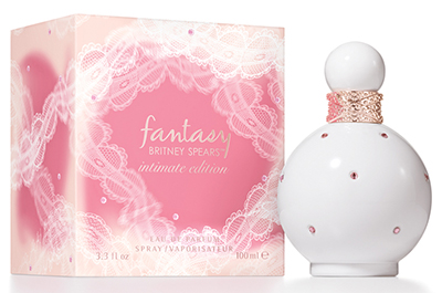 Britney Spears Fantasy Intimate Edition Perfume