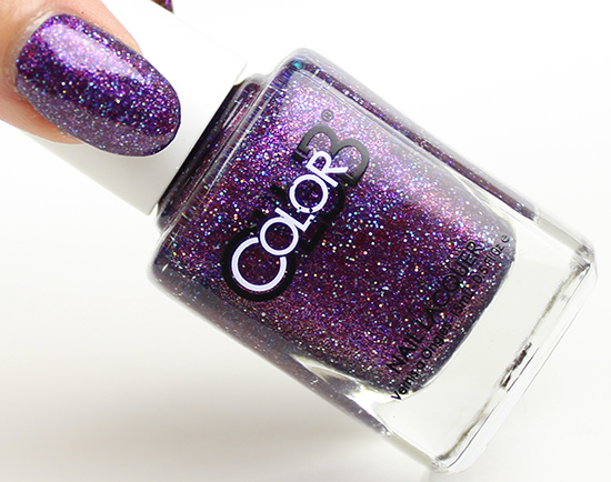 Color Club Gift of Sparkle Review & Swatch