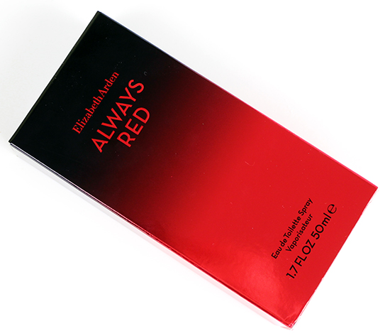 Elizabeth Arden Always Red Review Perfume