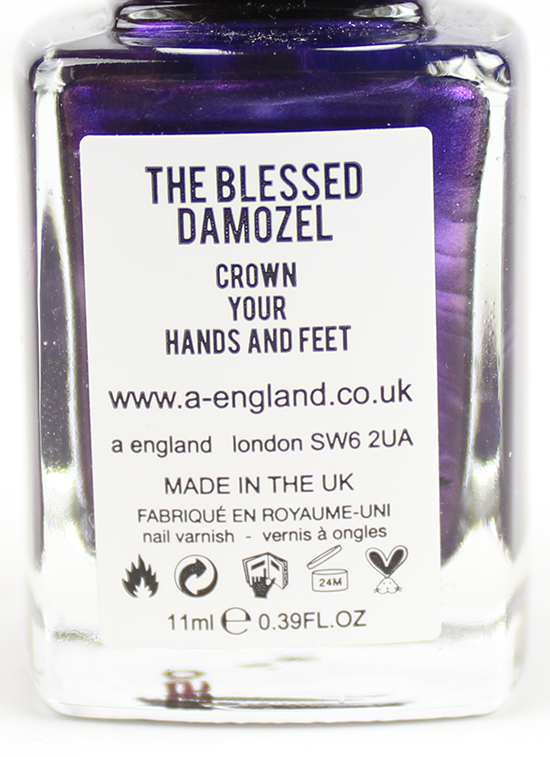A-England The Blessed Damozel