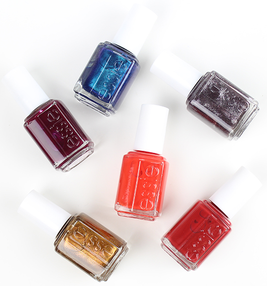 Essie Fall 2015 Collection Pictures
