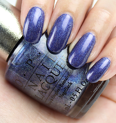 OPI DS Glamour Swatches & Review