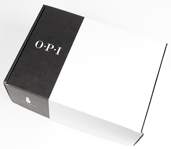 OPI Nail Polish Box