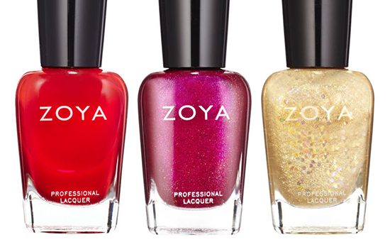 Redbook Name a Zoya Nail Polish