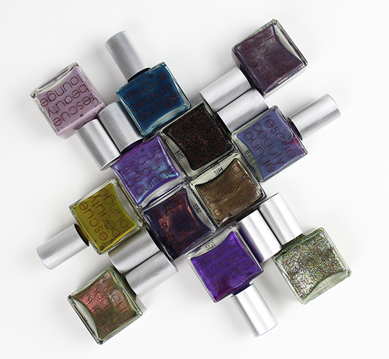 Rescue Beauty Nail Polishes