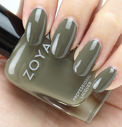 Zoya Charli Swatches & Review