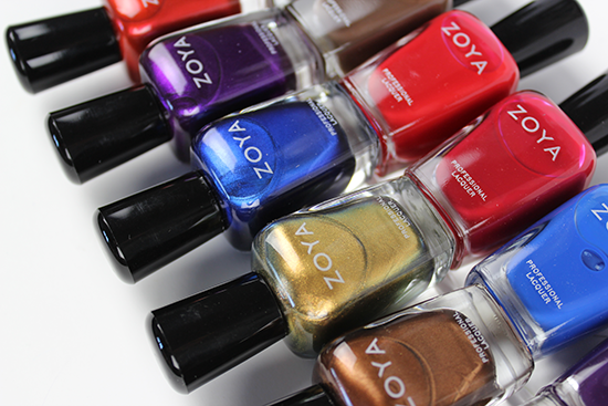 Zoya Fall 2015 Collection