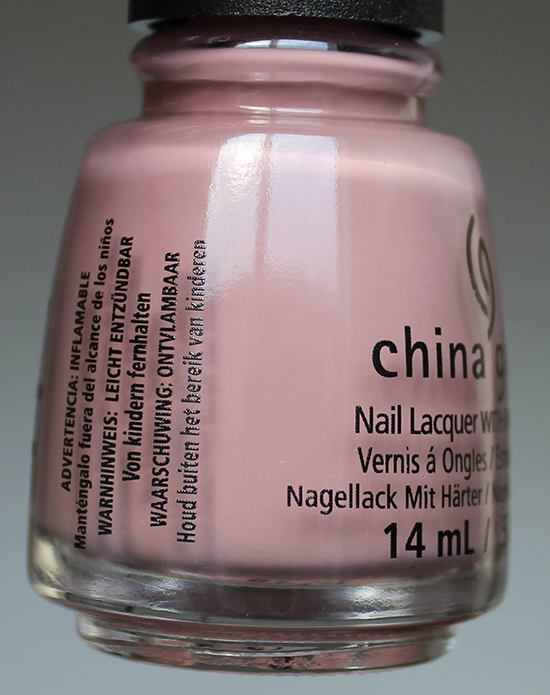 China Glaze My Lodge or Yours Review & Swatch