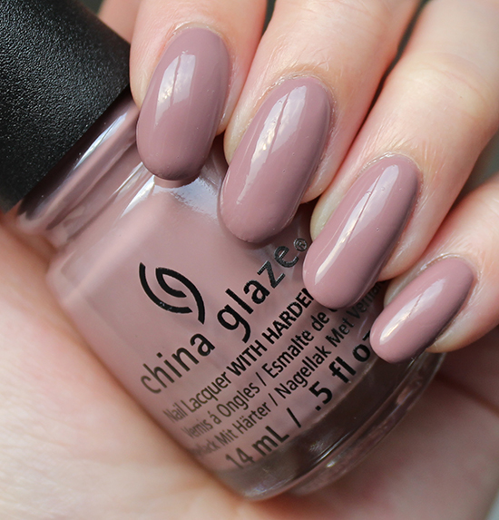 China Glaze My Lodge or Yours Review & Swatches