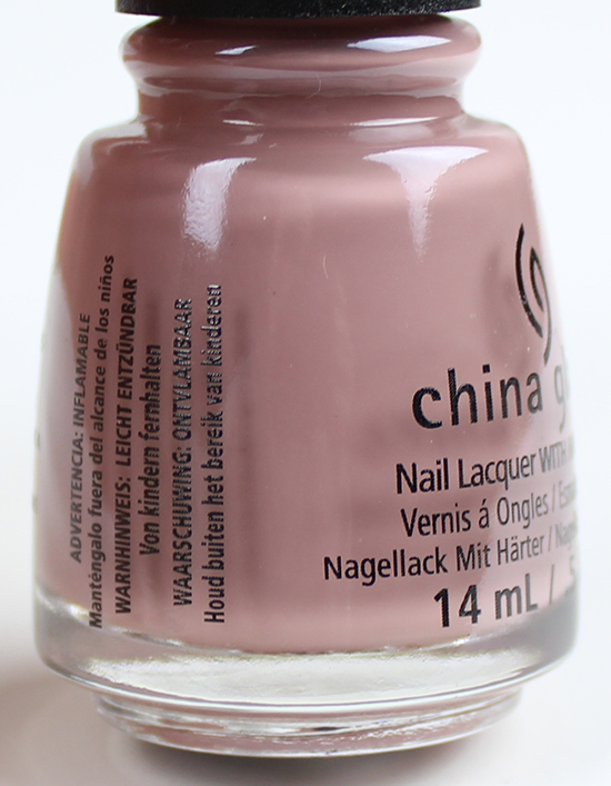 China Glaze My Lodge or Yours Review