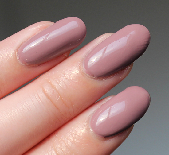 China Glaze My Lodge or Yours Swatch PIctures