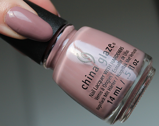 China Glaze My Lodge Or Yours Swatches Amp Review Swatch
