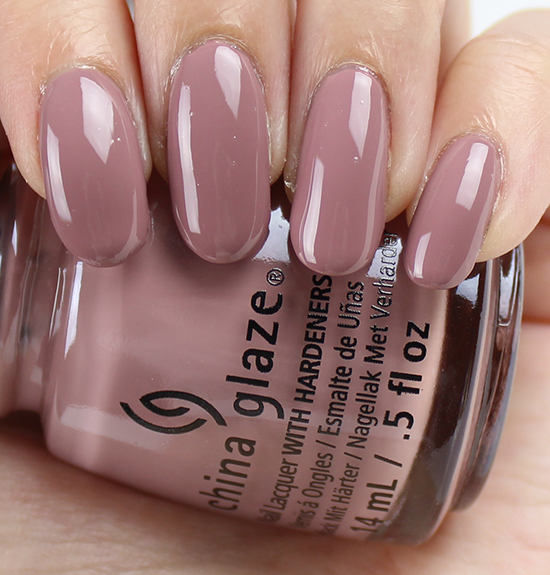 China Glaze My Lodge or Yours Swatch