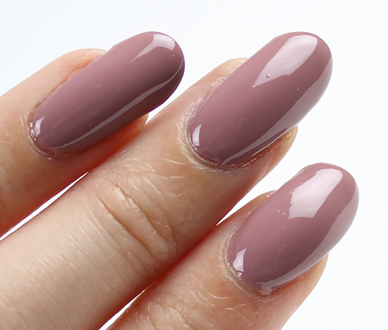 China Glaze My Lodge or Yours Swatches