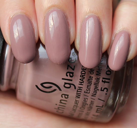 China Glaze My Lodge or Yours The Great Outdoors Swatches
