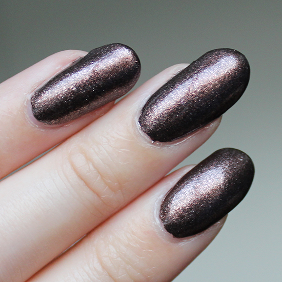 China Glaze The Great Outdoors Wood You Wanna Swatch