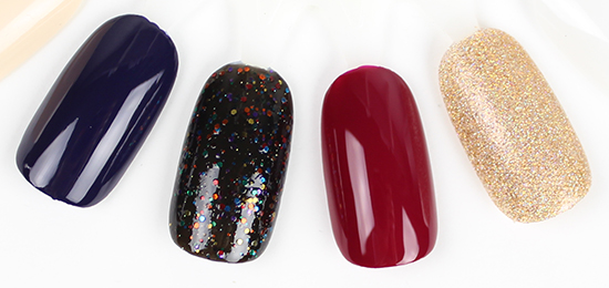 KBShimmer Fall 2015 Collection Swatches