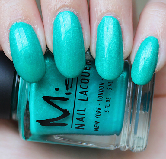 Misa The Grass is Greener on My Side Review & Swatches
