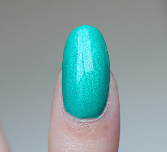 Misa The Grass is Greener on My Side Swatches
