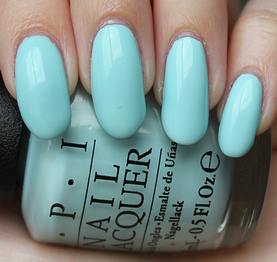 Opi Gelato On My Mind Swatches Amp Review Swatch And Learn