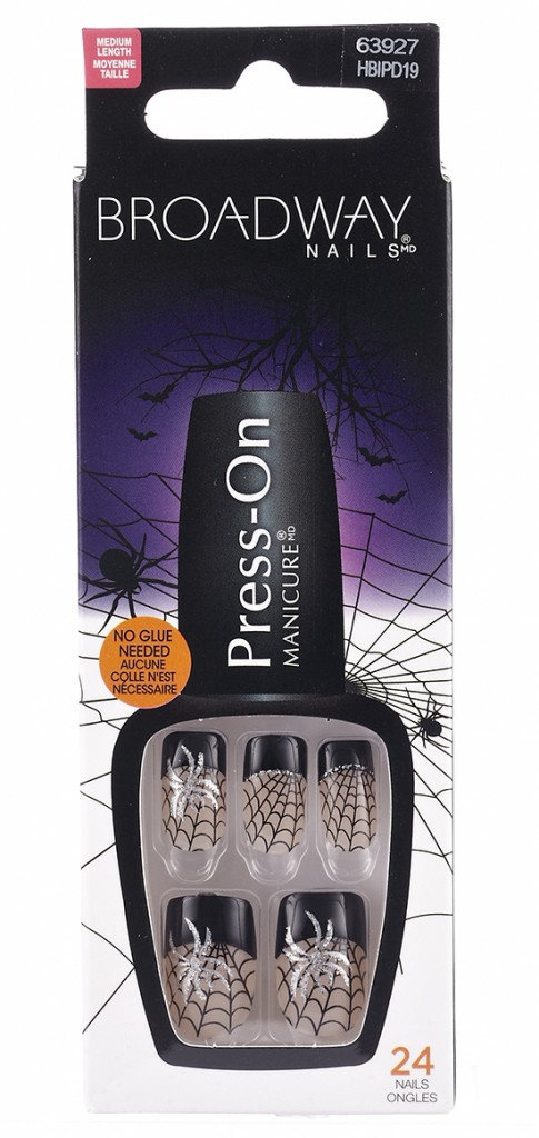 Broadway Nails ImPRESS Press-on Hallowe'en Nails