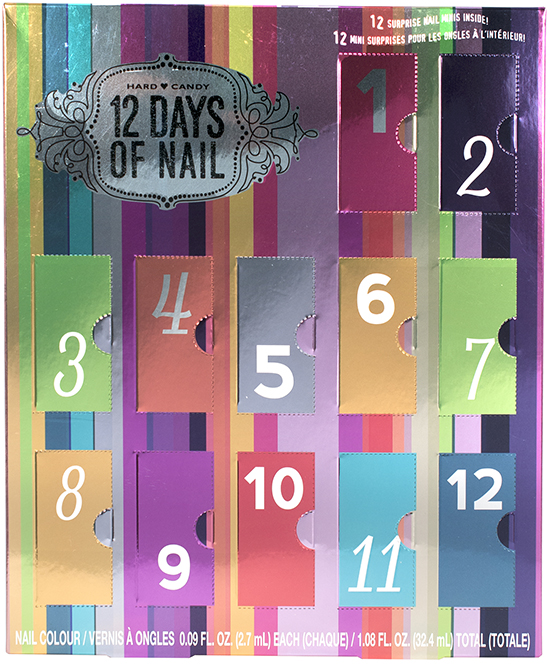 SwatchAndLearn Hard Candy Nail Polish Giveaway