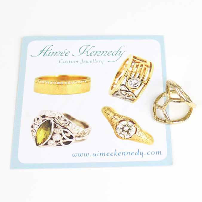 Aimee Kennedy Custom Jewellery