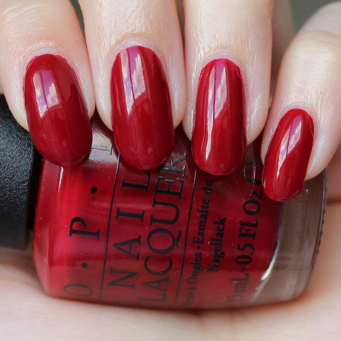 Amore at the Grand Canal by OPI Swatches