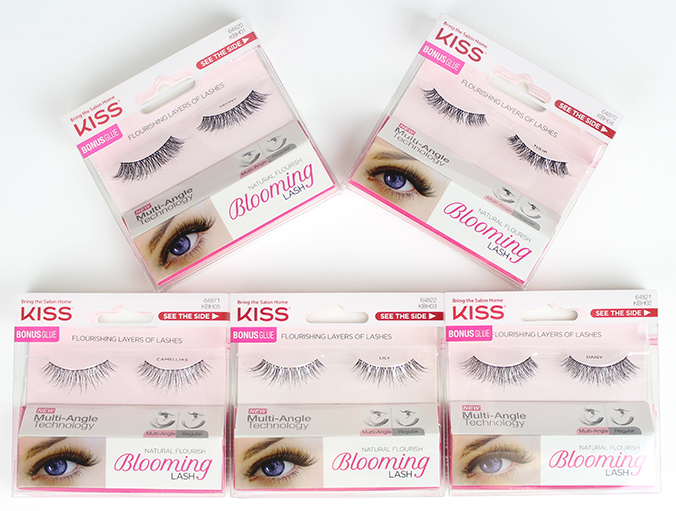 KISS Blooming Lash Eyelashes