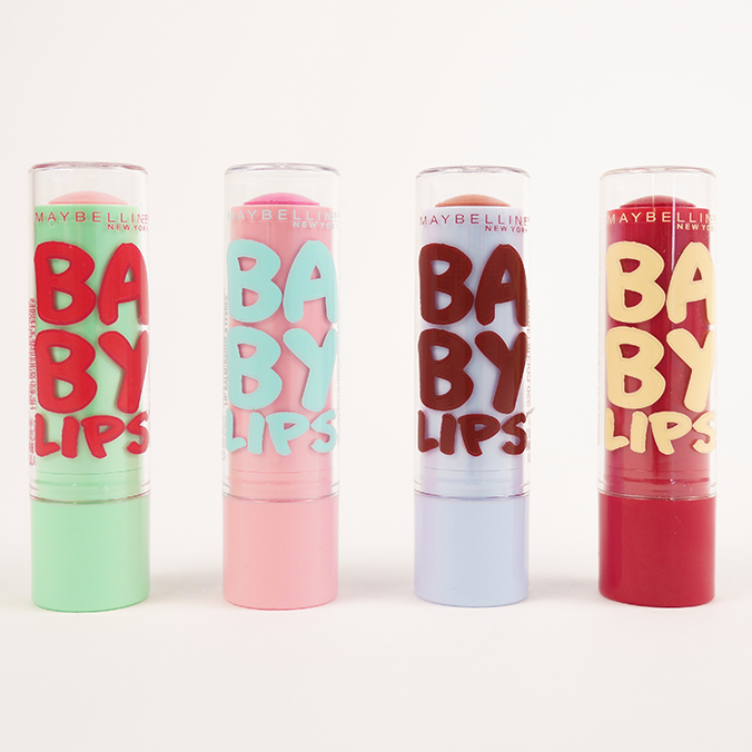 Maybelline Baby Lips Winter 2015 Collection