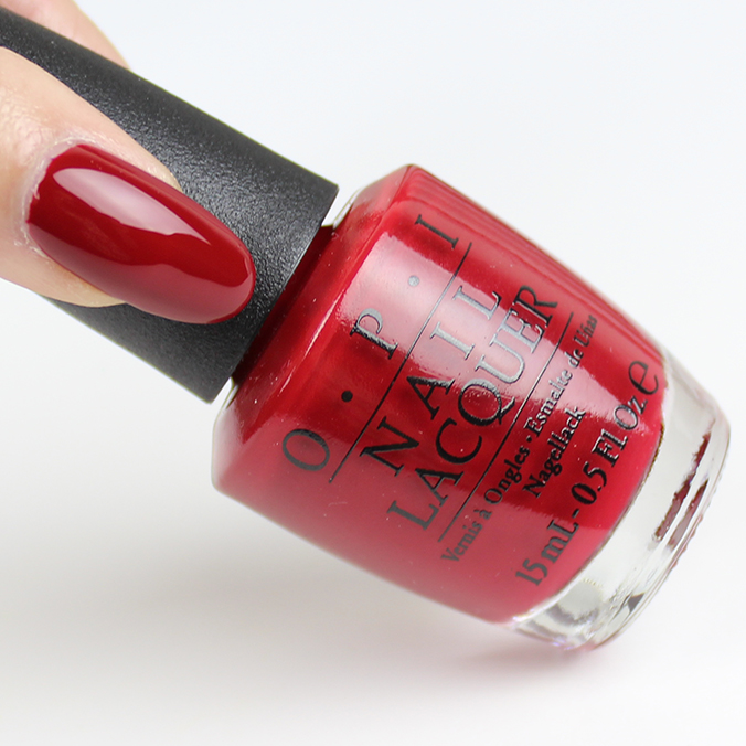 OPI Amore at the Grand Canal Review