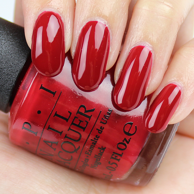 OPI Amore at the Grand Canal Swatches & Review