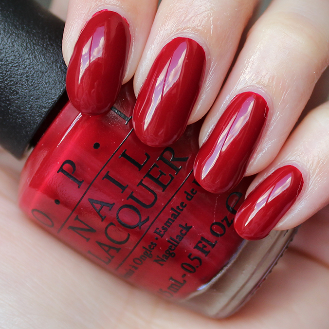 OPI Amore at the Grand Canal Swatches Swatch