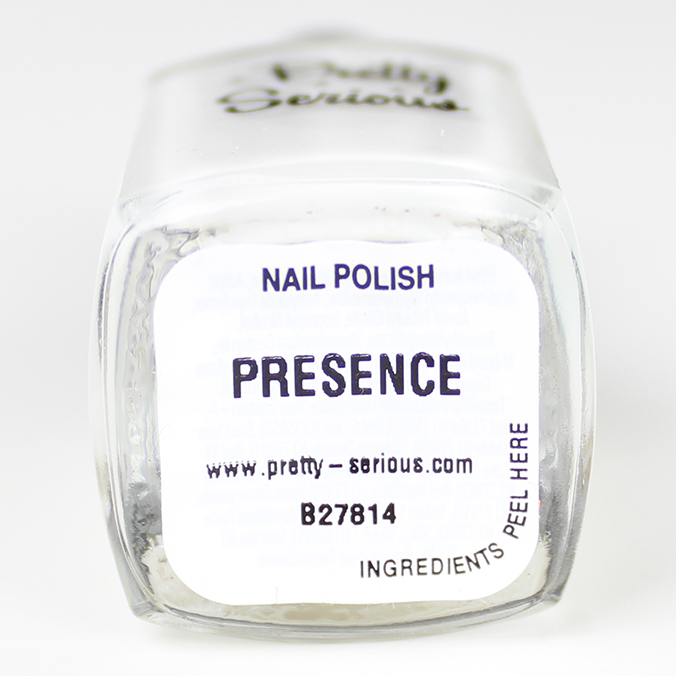 Presence by Pretty Serious Cosmetics