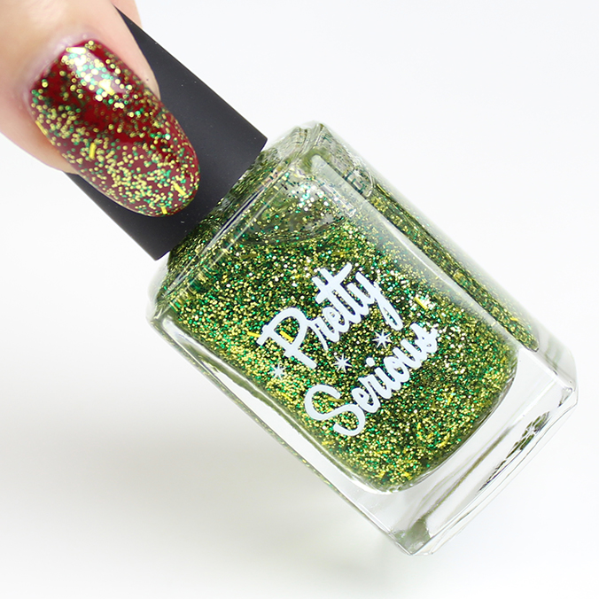 Pretty Serious The Singing Seed Review & Swatch