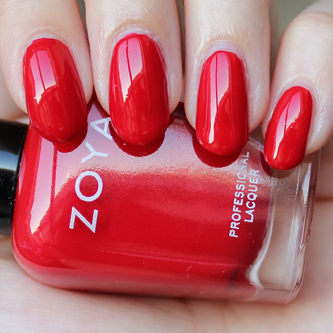 Zoya Hannah Swatch Pictures