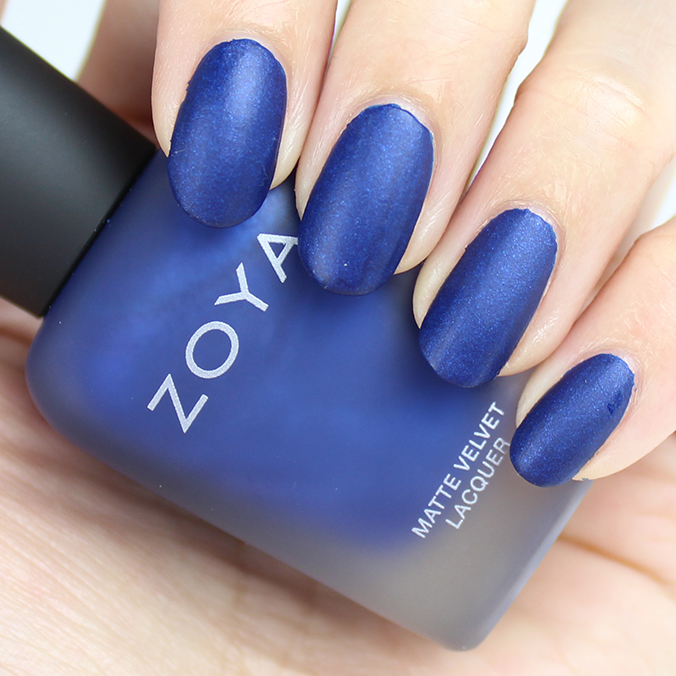 Zoya Yves Swatches & Review