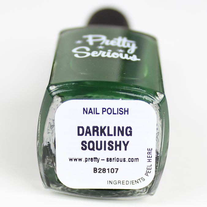 Darkling Squishy Pretty Serious